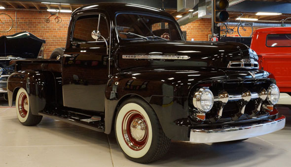 Ford F 1