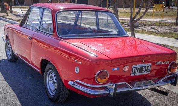 Fiat Coupé 1500 Modelo 70