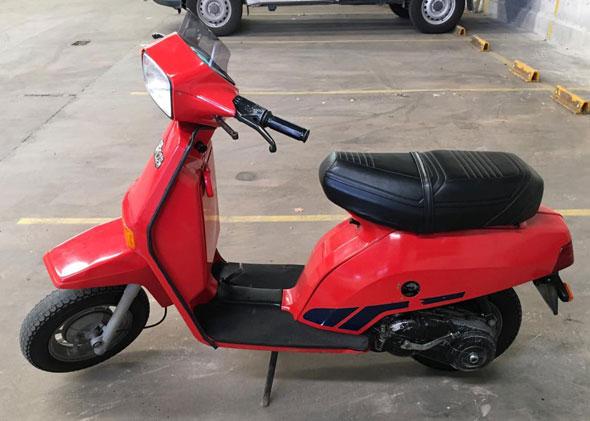 Moto Guzzi S125