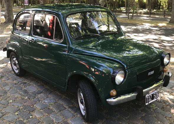 Fiat 600-S
