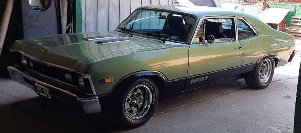 Chevrolet Coupé Chevy Opus 78 V8