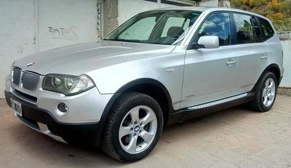 BMW X3 2.5 SI