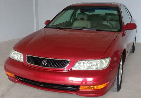 Acura CL3.0