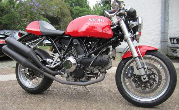 Ducatti Sport Classic 1000