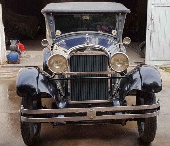 Essex 1928
