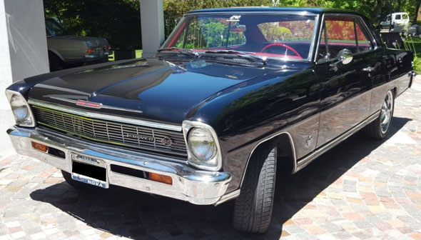 Chevrolet Nova SS Coupé 1966