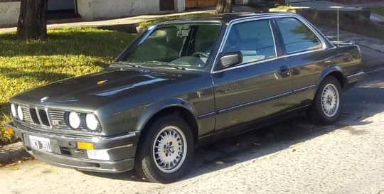 BMW 323i 1984 Coupé