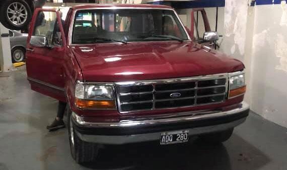Ford F150 XLT 1994