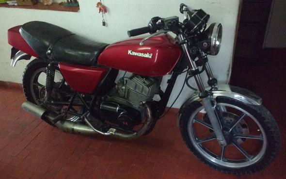 Kawasaki KZ 440