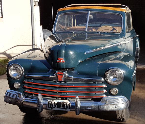 Ford Coupé Convertible 1947