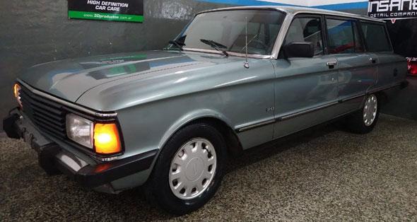 Ford Falcon Rural 3.0