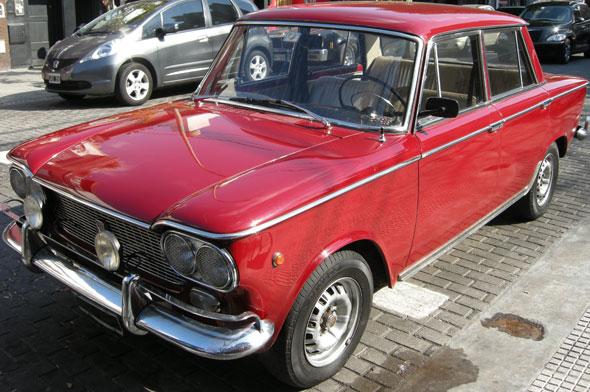 Fiat 1500 Cola Corta