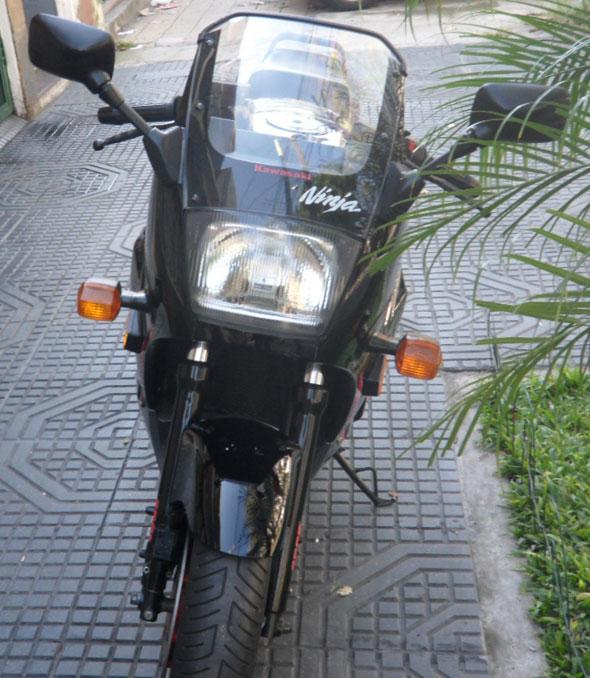 Kawasaki Ninja GPX 600R