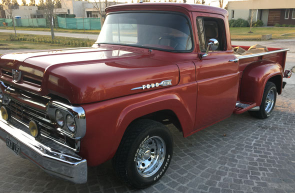 Ford F100 Loba