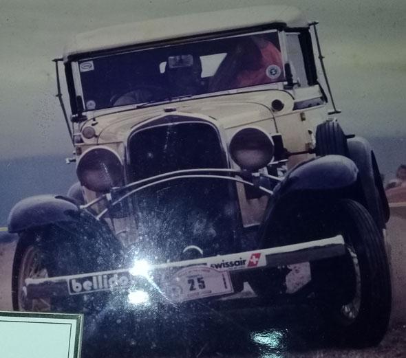 Chevrolet Voitture1932