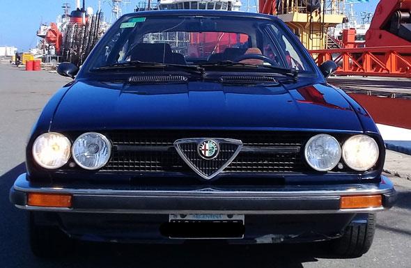Alfa Romeo Alfasud Sprint 1.5 1979