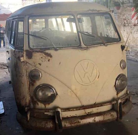 Volkswagen T1 Microbus