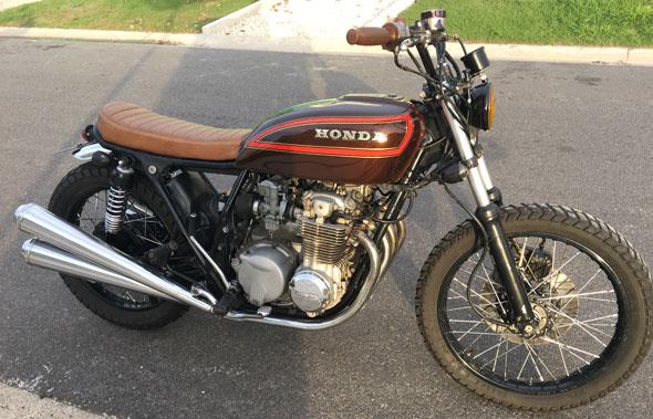 Honda 1978 CB 550 K