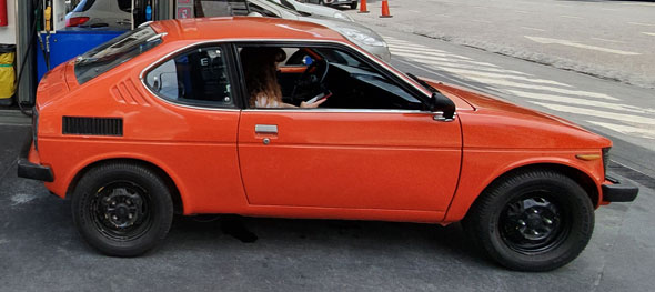 Suzuki Cervo SC 1000