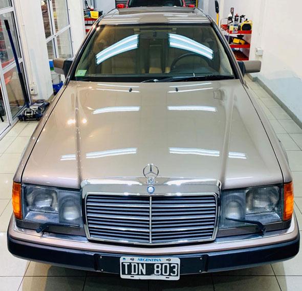 Mercedes Benz 1992