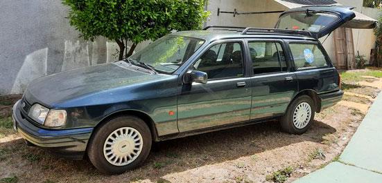 Ford Sierra CLX 2.0 Alemán