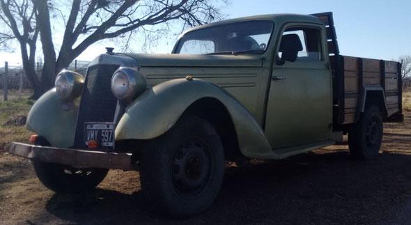 Mercedes Benz 1954