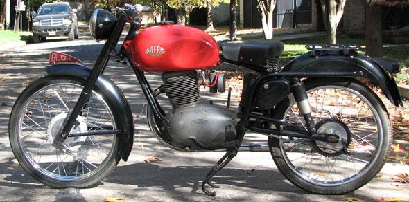 Gilera 150 1965