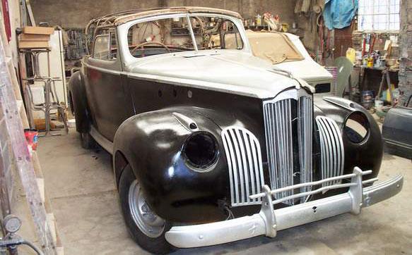 Packard 1941 M 110