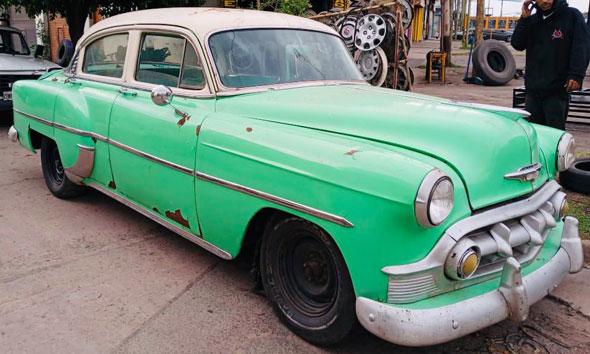 Chevrolet 1953