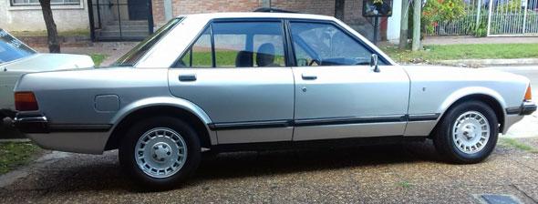 Ford Granada 1981