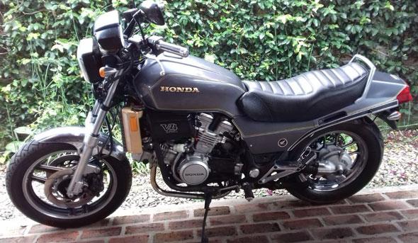Honda VF 1983 750