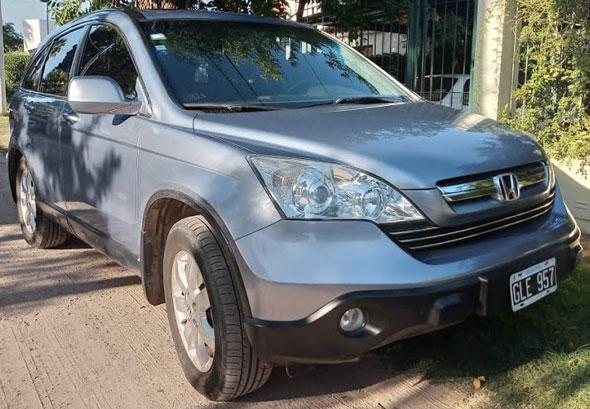 Honda CRV EX-L 4 X 4