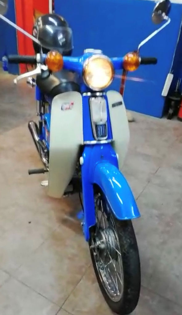 Honda C 90 Econo Power 1994