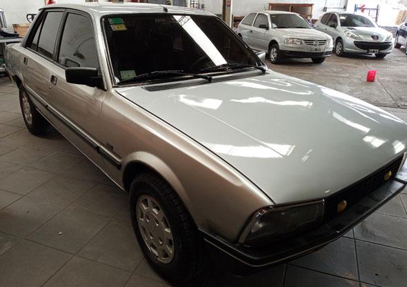 Peugeot 505 SRII SC 1984