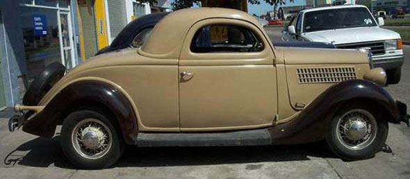 Ford 1935 3 Ventanas