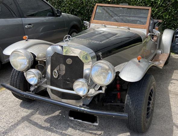 Mercedes Benz 1929