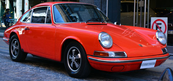 Porsche 911 Coupé SWB 1968