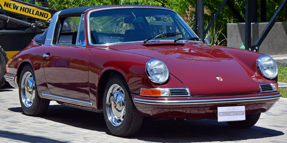 Porsche 911 Targa 1968 SWB Soft Window