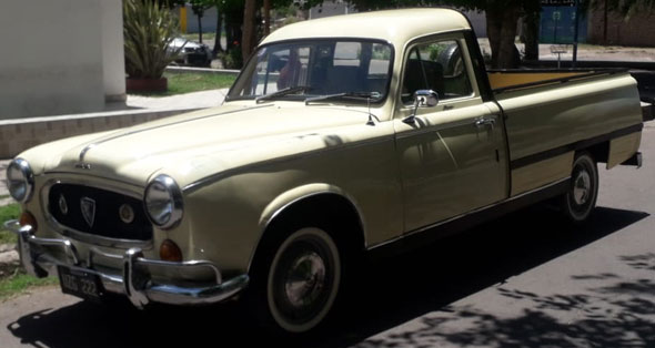 Peugeot T4B 403 1968