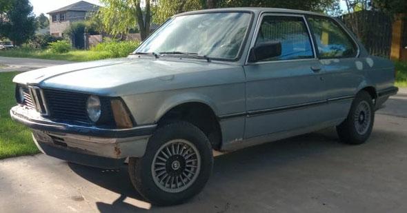 BMW 316 Coupé