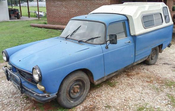 Peugeot 404 Pick Up
