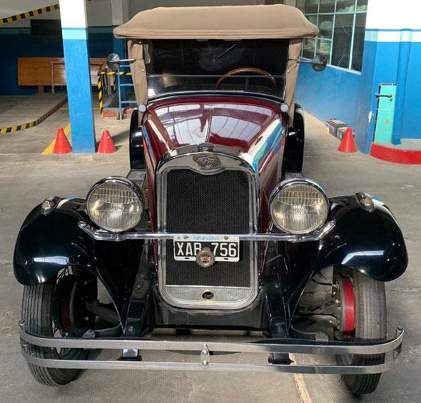 Chevrolet 1928 Champions