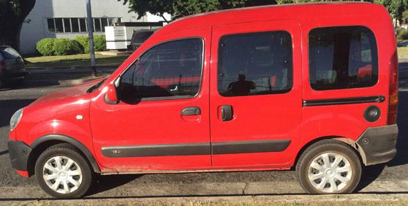 Renault Kangoo Authentique Plus 2 Plc 2015