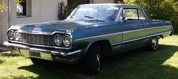 Chevrolet Coupé Impala 1964