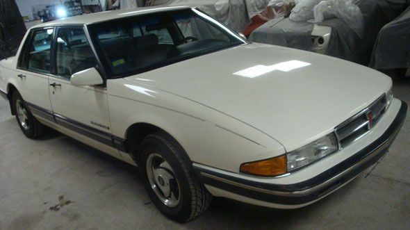 Pontiac Bonneville 1989
