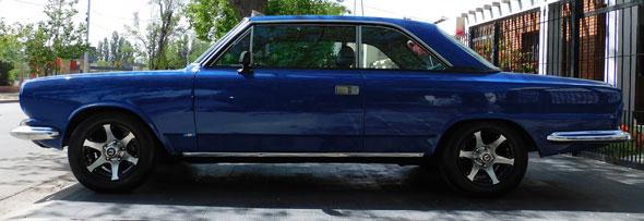 Renault Torino TSX