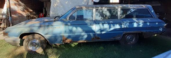 Buick Invicta 1962