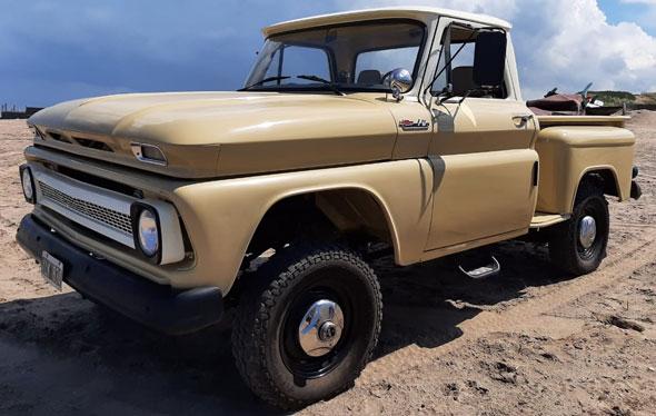 Chevrolet C10 Apache 1966