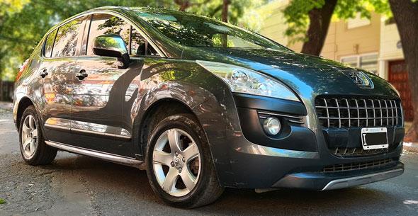 Peugeot 3008 Premium 1.6