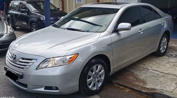 Toyota Camry 2.4 A/T 2008